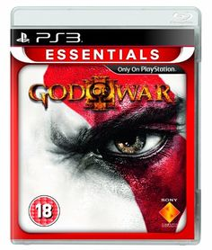 God of War 3 PlayStation 3 Essentials PS3 *** You can find out more details at the link of the image. Note:It is Affiliate Link to Amazon.