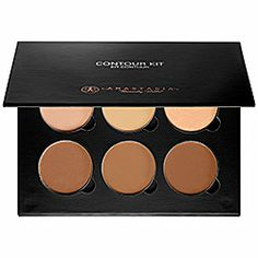 Great price great payoff super blendable love this! Anastasia Beverly Hills - Contour Kit #sephora