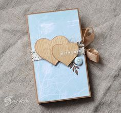 If you want to add a personal touch to your gifts for family and friends,… Chocolate Card, Chocolate Gift Boxes, Gift Cards Money, Diy Cards, Scrapbook Box, Exploding Box Card, Money Envelopes, Crochet Elephant, Gift Envelope