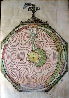 Petrus Apianus - Astronomicum Caesareum - Ingolstadt, 1540: