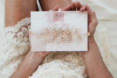 Emmaline Bride - Handmade Wedding Blog Brides aren't wearing boring wedding garter sets anymore. Nope! They've had it. Moved on! They bid a fond farewell to those frilly, cookie-cutter, factory-produced lacy bands. Also known as: junk!… Handmade Wedding Blog