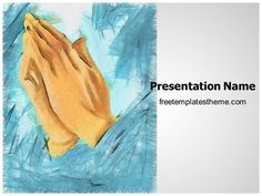 Download #free #Praying #Hands #PowerPoint #Template for your #powerpoint #presentation. This #free #Praying #Hands #ppt #template is used by many professionals.