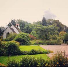 Benthall Hall Gardens