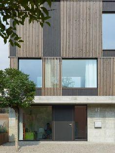 Haus Weidauerweg by Bartbuchhofer Architekten (Biel, Switzerland) #architecture