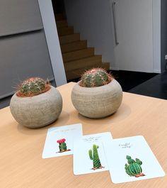 Wenskaarten met een beetje humor... (Ontwerp : Scarabar) #wenskaarten #cactus #foliedruk