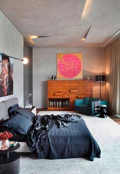 A master suite by Gisele Taranto