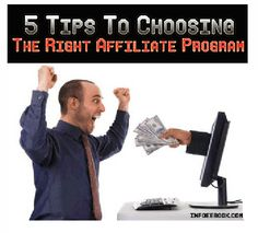 When individuals choose to sign up with an affiliate program to make extra money, or to have a full time job, they frequently do so with illusions and no idea of how the affiliate program really wo…