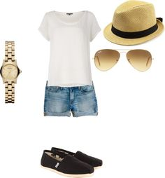 """""""Summer Day"""" by lovefashion81 on Polyvore"""