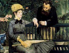 """er mundo de manué"": Edouard MANET, obras, cuadros, pinturas."