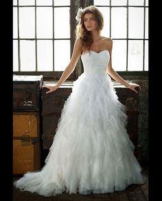 Galina from david's bridal  Loving it!!!!!