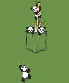 Pocket Pandas