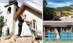 Weddings at Peaceful Valley Resort & Conference Center in Lyons, Colorado.