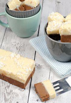 Chocolate and Coconut Fudge Recipe