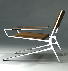 S Chair by Stephen Tierney