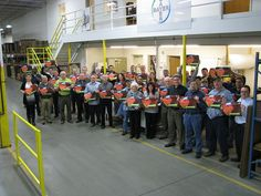 The crew in Shakopee, MN loves agriculture! by Bayer4CropsUS, via Flickr