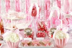 Pink Candy Shoppe Party