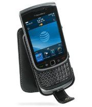 BlackBerry offer PDair Leather Case for Blackberry Torch 9800 - Flip Type (Black). This awesome product currently limited units, you can buy it now for  $37.99, You save - New