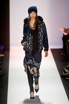 The Most Gorgeous Outerwear From the Fall '13 Collections — So Far: BCBG Max Azria Fall 2013