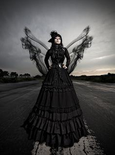 -smokey angel- by suicide-navigator on DeviantArt