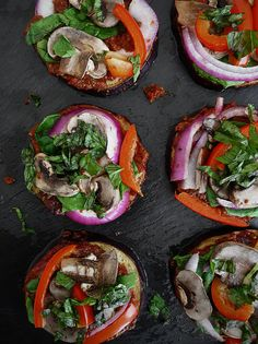 Vegan Eggplant Pizza #justeatrealfood #zellasage