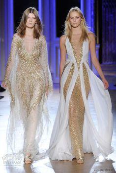 zuhair murad couture spring 2012 collection