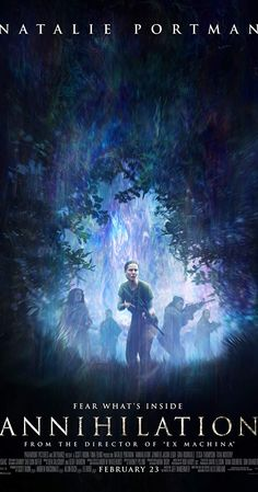 Annihilation – Paramount Pictures Annihilation stars Natalie Portman, Oscar Isaac, Jennifer Jason Leigh, Tessa Thompson, Gina Rodriguez and Tuva Novotny. Hd Movies Online, 2018 Movies, Top Movies, Movies To Watch, Movies Free, Free Movie Downloads, Full Movies Download, Natalie Portman, Annihilation Movie