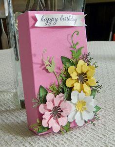 Rita's Little Corner: Flower Gift Box
