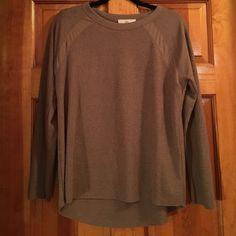 Zara light brown sweater Light brown soft sweater Zara Sweaters Crew & Scoop Necks