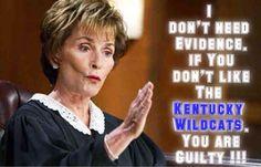 Kentucky Wildcats.