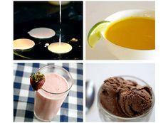 Free Vitamix recipes! Vitamix dessert recipes, Vitamix soup recipes, green smoothie recipes, vegan Vitamix recipes and Vitamix recipes for weight loss.