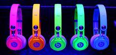 David Guetta x Beats By Dre Neon Mixr Commercial (BTS)