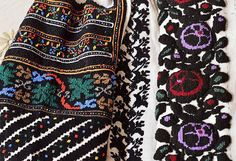 Одноклассники Ukrainian Art, Folk Fashion, Alexander Mcqueen Scarf, Bohemian Rug, Cross Stitch, Costumes, Embroidery, Traditional, Outfits