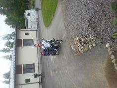 Side-by-side pyörä vanhuksien ilona