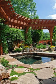 Multi-Phased Outdoor Oasis