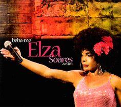 Je n'ai jamais eu l'occasion à ce jour d'écouter Elza Soares en Ao Vivo, sachant qu'elle est une extraordinaire chanteuse, l'une de mes cinq préférées avec Gal Costa, Elis Regina, Clara Nunes e Astrud Gilberto. Je ne suis pas tombé sur un live des années...