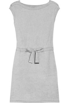 Chambray mini dress / A.P.C._oh how I wish you were hanging in my closet!