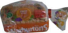 Warburtons Fruit Loaf with Orange