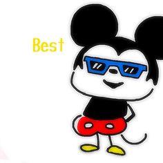 Matching Wallpaper, Mickey Mouse, Disney Characters, Fictional Characters, Kawaii, Mood, Cute, Fantasy Characters
