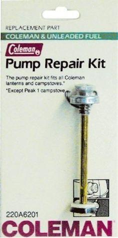 Coleman Pump Repair Kit (Fits All Coleman Lanterns & Campstoves, Except Peak 1) by Coleman $10.45
