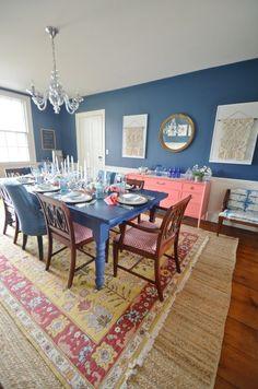 Ciburbanity - One Room Challenge dining room makeover