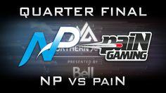 Team NP vs paiN Quarter Final Northern Arena 2016 Highlights Dota 2
