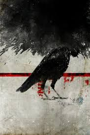 Image result for raven and crow street art