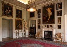 Little Dining Room - Petworth House