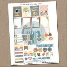 Hello blog visitors and followers.   We are now officially in the fall season and wouldn't you know it, the weather is going to be super hot here in Southern California.  Even so,  I am still thinking fall themes.   Today,  I am releasing a planner stickers sampler set with a mixture of fall and summer … Continue reading Fall Breezes Planner Stickers – Free Printable →