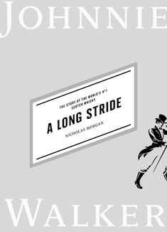 Johnnie Walker A Long Stride book Malt Whisky, Scotch Whisky, Glen Ord, Christmas Gift Guide, Christmas Gifts, The Great, Book Nerd, New Books, Tasty