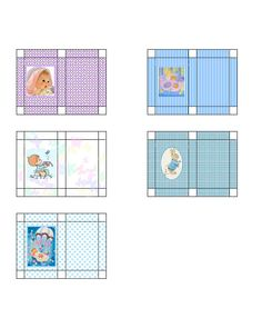 dollhouse size free printable gift boxes