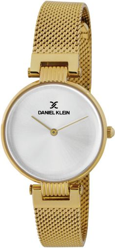 GUESS Women's Feminine Gold-Tone Watch with Mesh Band and Diamond Markers Daniel Klein, Wish Gifts, Mesh Band, Luxury Watches, Gold Watch, Diamond Jewelry, Take That, Feminine, Guess Watches