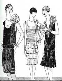 roaring twenties kleding vrouwen
