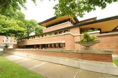Robie House  Frank Lloyd Wright's masterpiece, regains glory