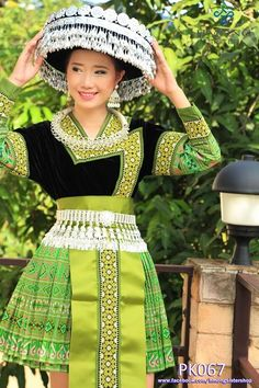 modern style Hmong clothing from Hmong Sister Shop
